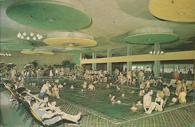 Nevele Grande - Vintage Indoor Pool