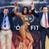 Cynthia Zesati 1er lugar Bikini Wellness en el 65 Clasico Mr. Mexico