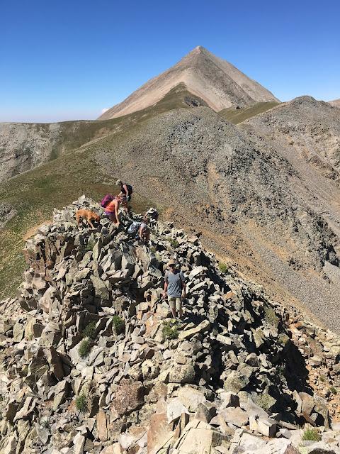 Mt. Peale & Mt. Tukuhnikivatz Razor Fang