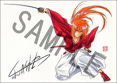 """Himura Kenshin 1/7 de """"Rurouni Kenshin"""" - Max Factory"""