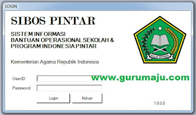 Download Aplikasi SIBOS PINTAR Kemenag