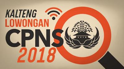 Penerimaan CPNS Kalteng 2018