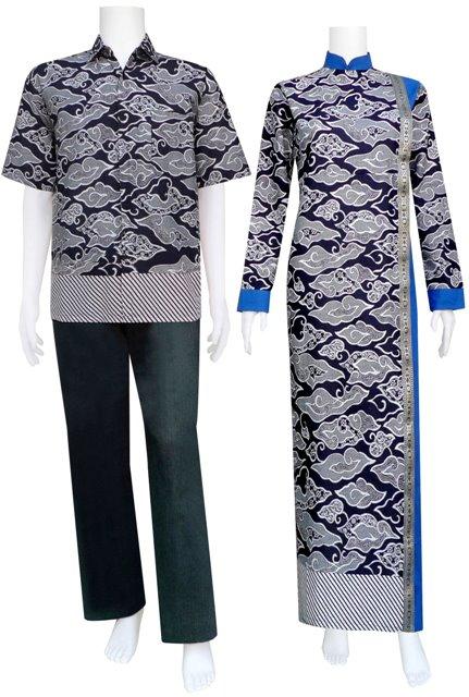 Al Birru Colection Batik Mega Mendung