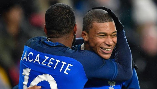 Coupe du monde 2018 Bleus