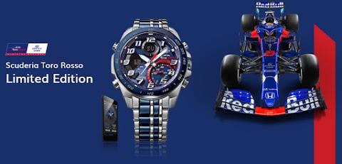 Casio | Scuderia Toro Rosso