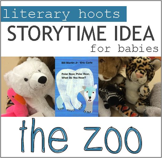 This Storytime Was For Babies And Their Caregivers At My Library.