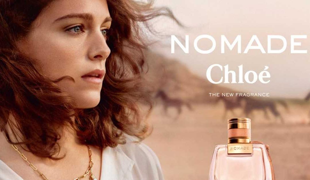 3347d534f794c Chloé Nomade, el nuevo perfume de Chloé - Bella y con estilo