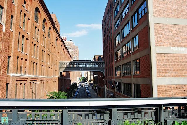 High Line Park, planes gratis en Nueva York