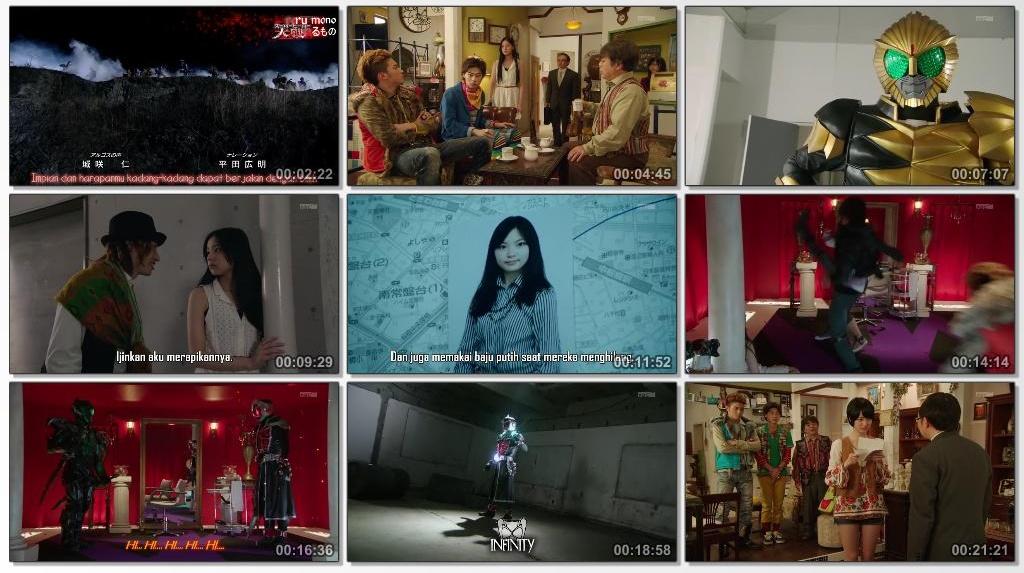 Kamen Rider Wizard Episode 35 Sub Indo ~ YL-SUB | YUI Lover
