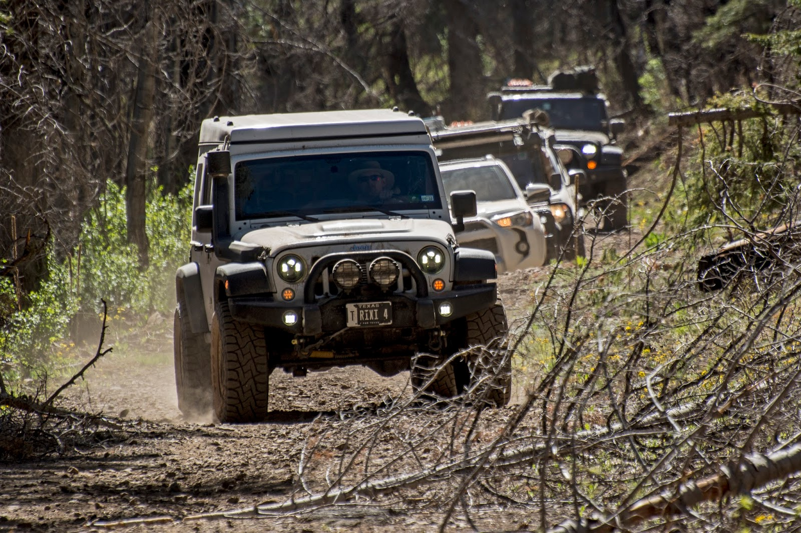 Excellent 2017 Overland Expo West Based Expeditions