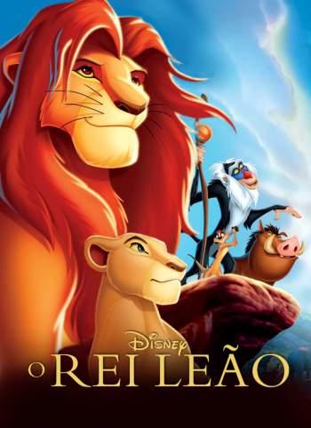 O Rei Leão Torrent - BluRay 720p/1080p Dual Áudio