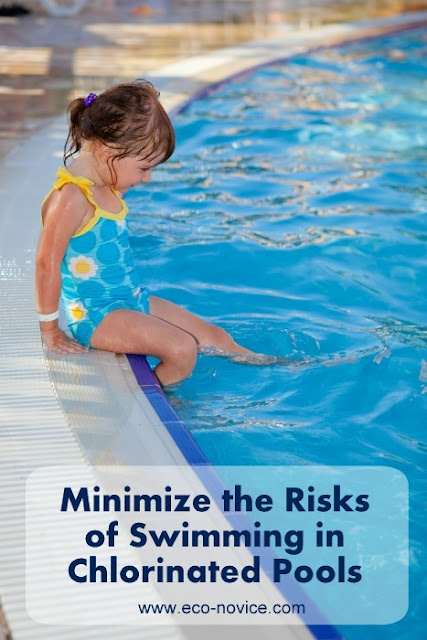 Minimize the risks of swimming in chlorinated pools eco novice for Is chlorine in swimming pools harmful