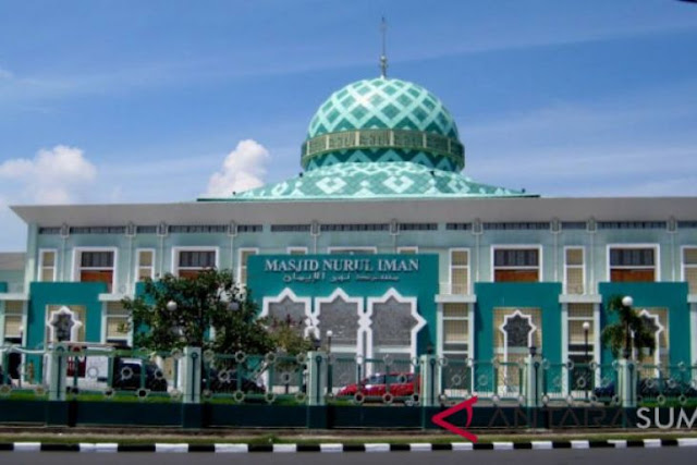 Ini Tanggapan MUI Sumbar terkait Pesta Pernikahan Diiringi Orgen Tunggal di Mesjid Nurul Iman Padang