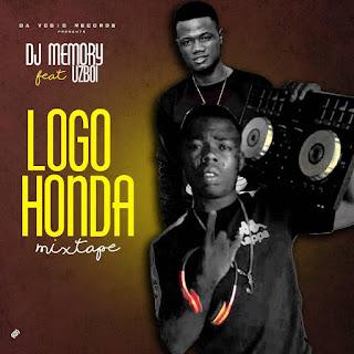DJ Memory Ft. Uzboi -Logo Honda Mixtape