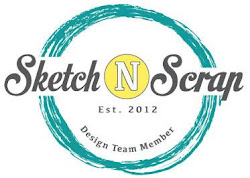Sketch~N~Scrap Design Team Member