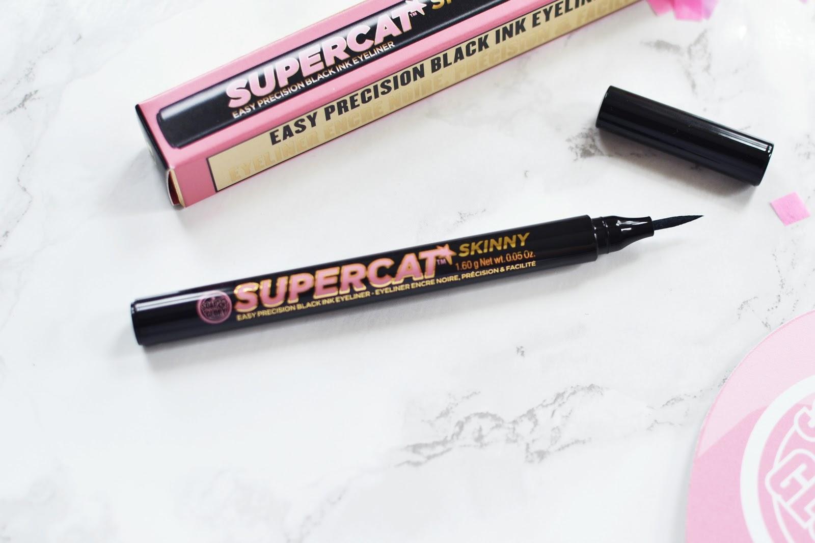 Soap & Glory's Supercat Skinny Liquid Eyeliner