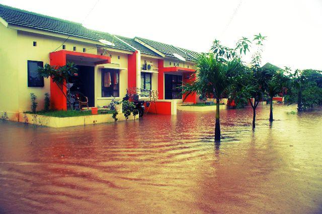 perumahan rawan banjir