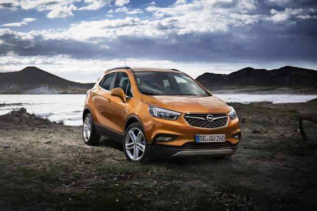 Nuevo Opel Mokka X 2016