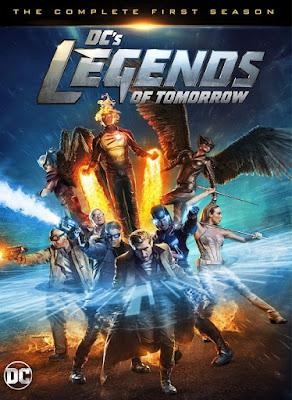 Legends Of Tomorrow – Season 1 [2016] [NTSC/DVDR] Ingles, Español Latino