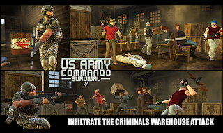 Download Army the Commando Survival V1.0 MOD Apk ( MOD Money )