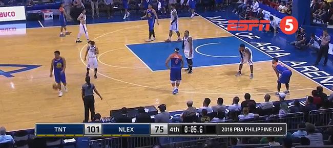 TNT def. NLEX, 101-75 (REPLAY VIDEO) February 28