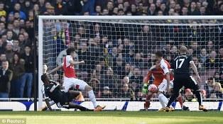 Arsenal vs Watford 1-2 Video Gol & Highlights - FA Cup 2016