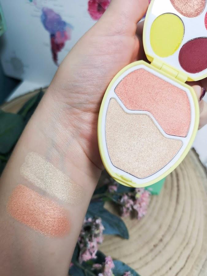 Paleta Easter Egg Chick de I Heart Makeup