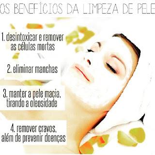 Resultado de imagem para Beneficios de limpar a pele todos os dias