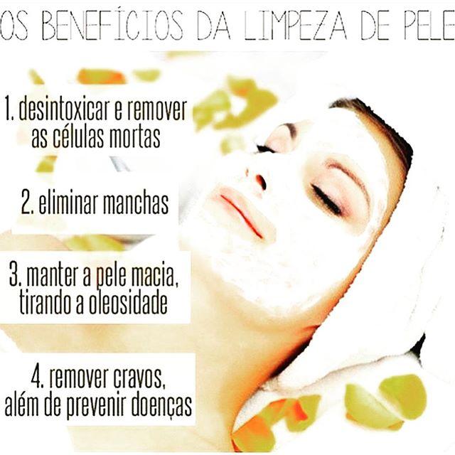 limpeza de pele beneficios 4