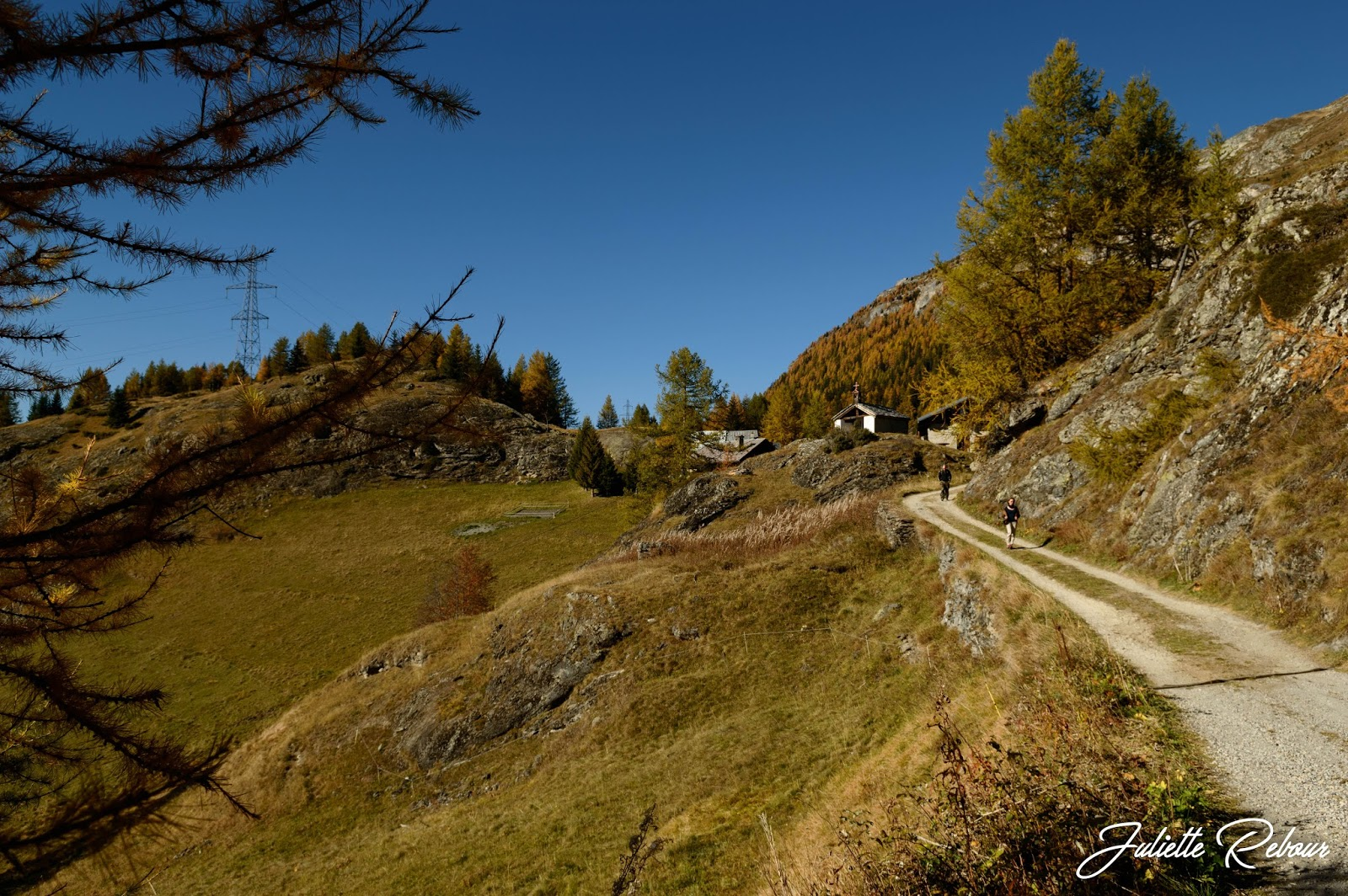 Village du Chenal en Savoie