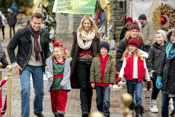 cast - A Christmas Blessing Cast