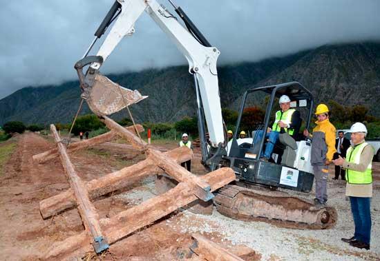 Iniciaron las obras del ferrocarril Jujuy – La Quiaca