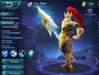 hero mobile legend