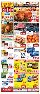 ⭐ Shop n Save Ad 11/14/19 ⭐ Shop n Save Flyer November 14 2019