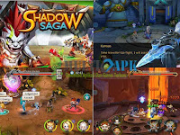Shadow Saga Reborn Apk + Obb Mod 1.9.9 God Mode Instant Win