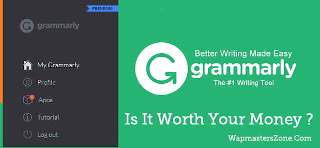 Grammarly Review : Is It Really Worth Your Money Or Not