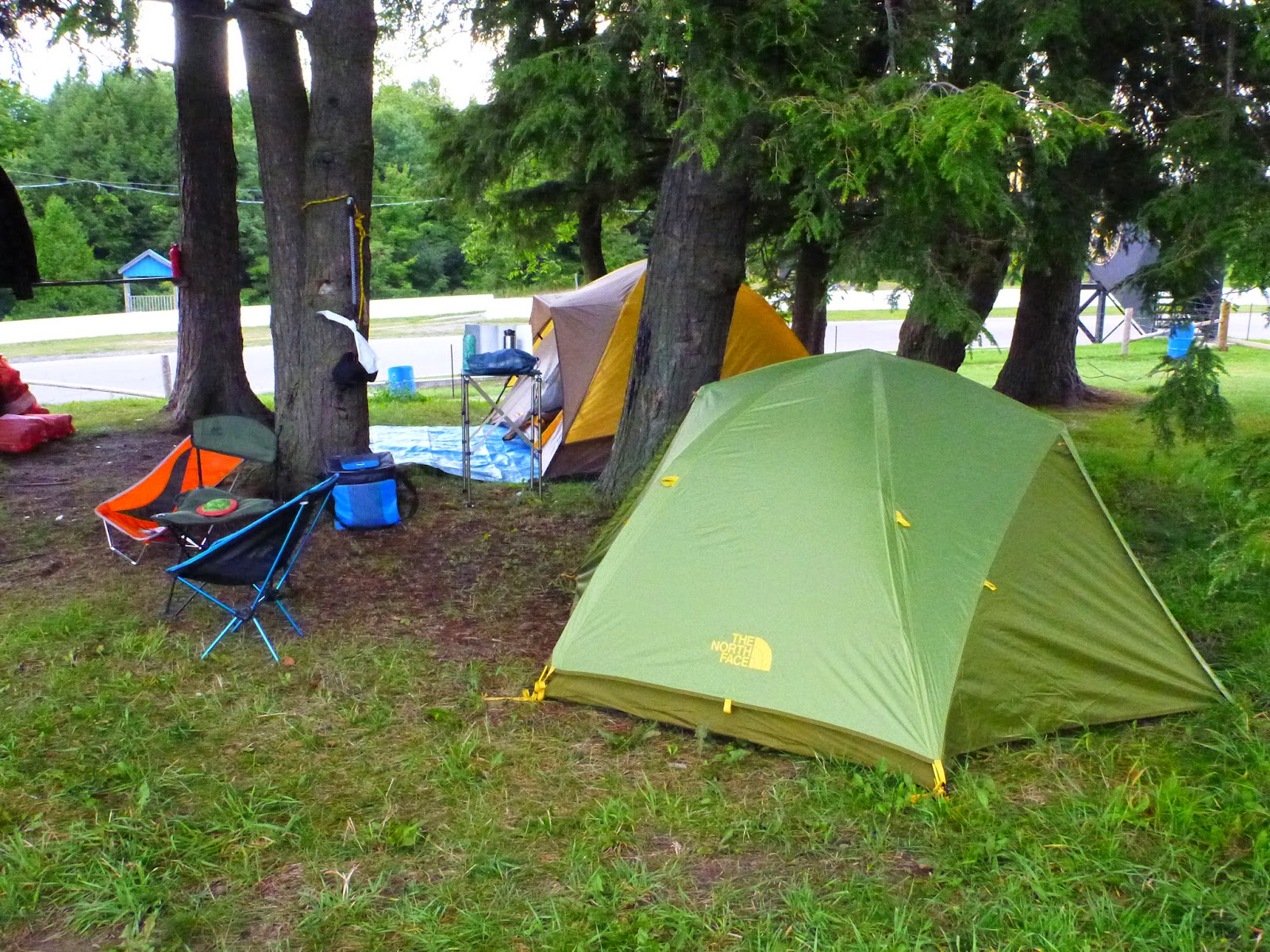 North Face Rock 22 & Ride Reports and Other Drivel: Rotten gets a new tent - Alps Lynx 2