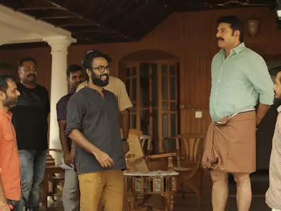 Oru Kuttanadan blog Mammootty receiving good reports