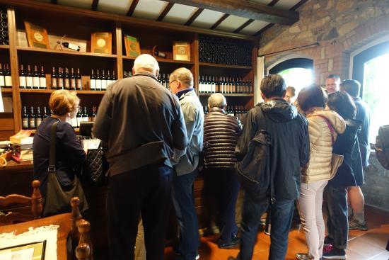 O que fazer no Poggio Antico em Montalcino