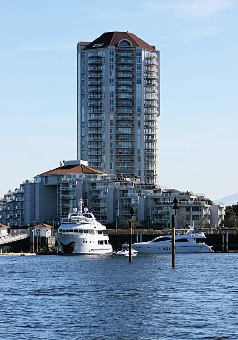 maffeo sutton park nanaimo british columbia harbour city