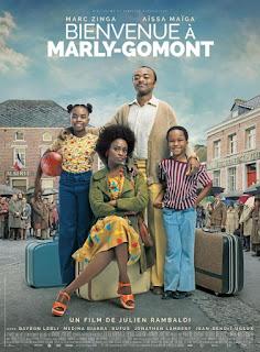 El médico africano <br><span class='font12 dBlock'><i>(Bienvenue à Marly-Gomont)</i></span>