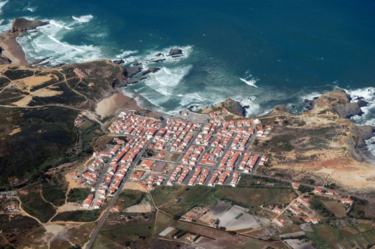 Zambujeira do Mar, Freguesia Portuguesa do Concelho de Odemira