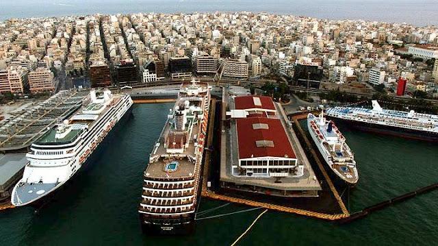 Στον Πειραιά έγινε άρση απαγορευτικού απόπλου - Δεμένα παραμένουν τα πλοία σε Ραφήνα και Λαύριο