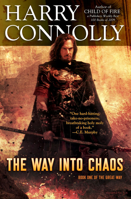 SPFBO 2017 Review: The Way Into Chaos by Harry Connolly