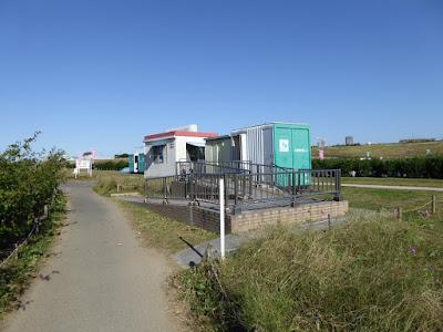 淀川河川公園・太間地区 管理所 トイレ