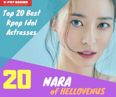 Nara of Hellovenus