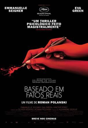 Baseado em Fatos Reais, novo filme de Roman Polanski, já tem data de estreia