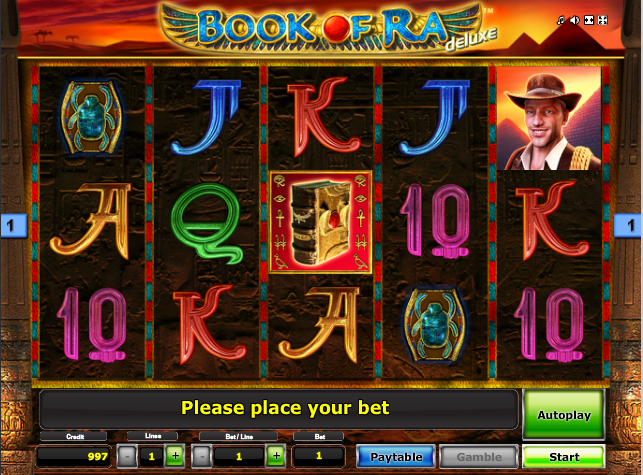 Book Of Ra 2 Poker