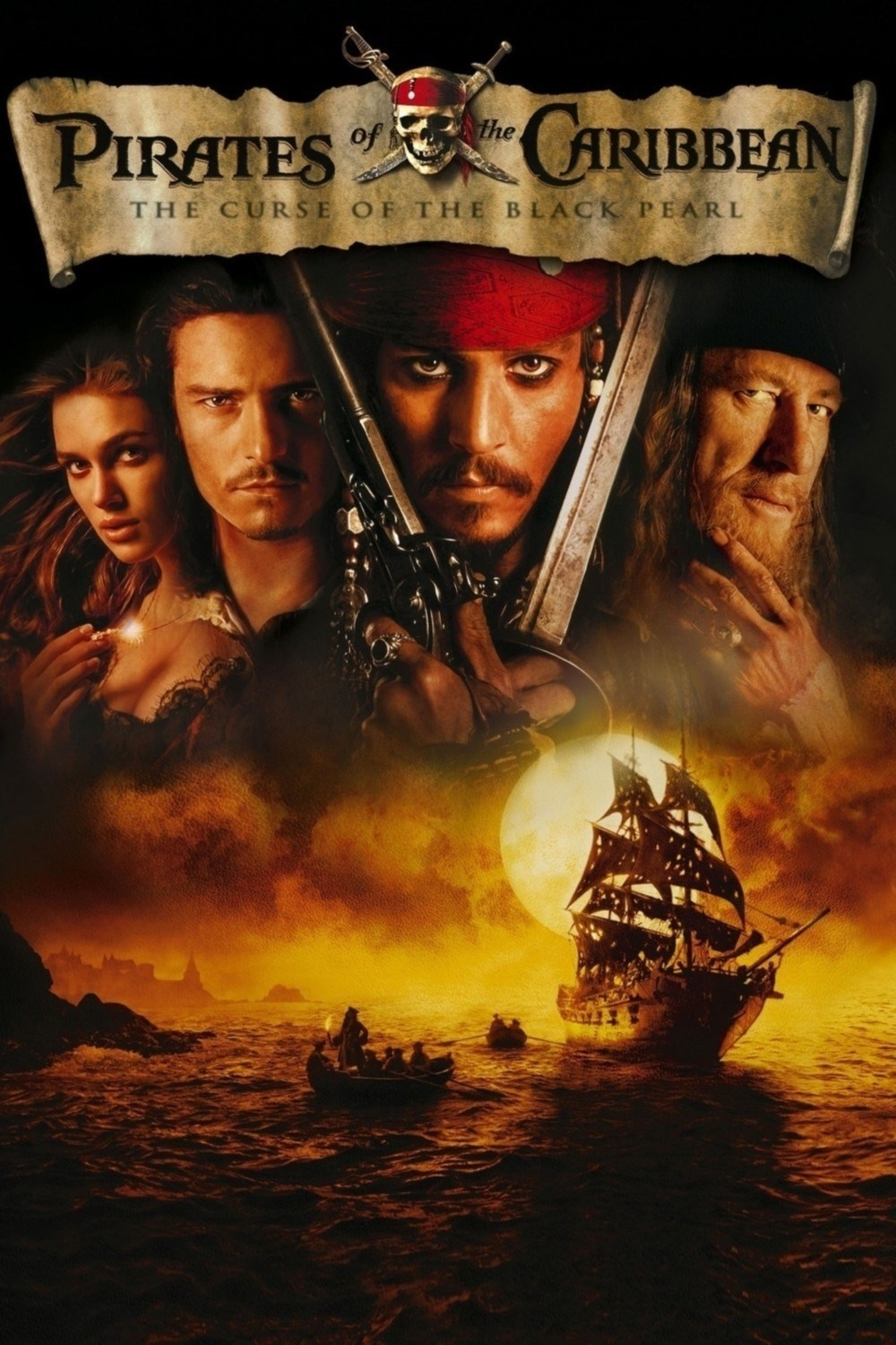Pirates of the Caribbean: The Curse of the Black Pearl (2003) ταινιες online seires oipeirates greek subs