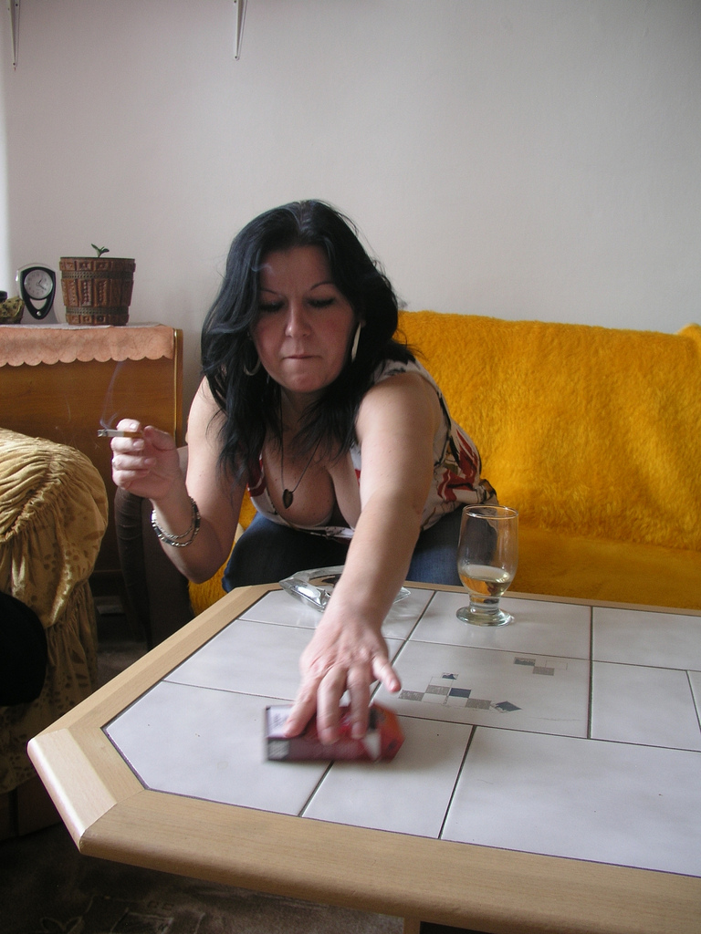 Sexy Women Smoking Sex